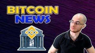 ???? Binance cria Banco, BTC $9000 dólares e mais! Resumo Semanal Bitcoin News 2018