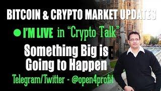 Bitcoin & Altcoins Market Updates (3/6/2018). Something Big is Going to Happen. Bitcoin will be 10x