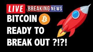 Is Bitcoin (BTC) Ready to Break Out?! - Crypto Trading & Cryptocurrency Price News