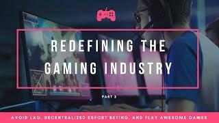 Why The Gaming Industry is Moving Towards Blockchain Technology