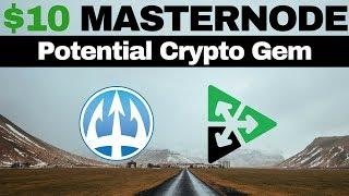 THIS #MASTERNODE IS ONLY $10 ! | POTENTIAL #CRYPTO GEM | $POSQ $CLO | 1 MASTERNODE #GIVEAWAY