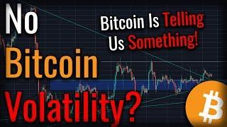 Here's Why Bitcoin NOT Breaking Bullish Is Significant!