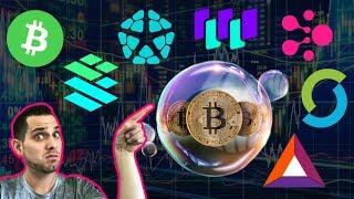 """Bitcoin Debate: Bubble Or The Future? Crypto Island ????$BCH Nodes Left Behind! $WTC """"Smart Stores"""""""