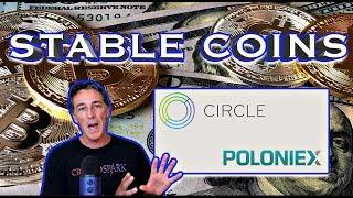 STABLE COINS ~ CIRCLE RAISES $110 MILLION & BITCOIN PRICE NEWS