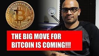 Big Move For Bitcoin Is Coming | BTC Price Analysis