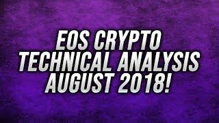 EOS Crypto Analysis 2018 | EOS Technical Analysis Cryptocurrency | Crypto Trading With Will EOS News