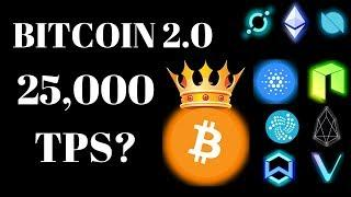 Bitcoin Scaling To 25,000 Tps? Conor McGregor vs Khabib Fight! Crypto Memes