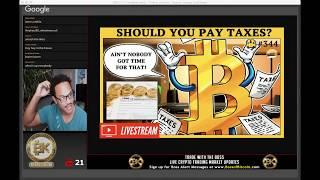 Bitcoin Gold Silver & Taxes | Free Crypto Market Analysis & Cryptocurrency News