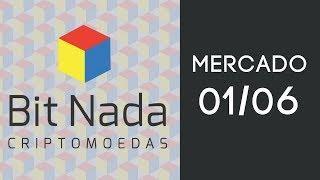 Mercado de Cripto! 01/06 Bitcão / LTC / NEO