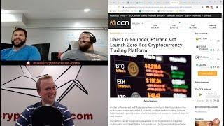 CryptoCrane Vodcast 7-31-18