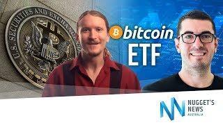 SEC Considering Bitcoin ETF - Update