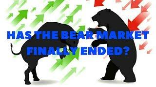IS THE BEAR CRYPTOCURRENCY MARKET OVER - WHEN WILL THE BULL CRYPTO MARKET BEGIN