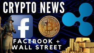 Ripple News + Facebook Using Blockchain + Wall Street Bitcoin Exchange - Consensus Stats