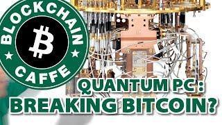 Quantum vs Bitcoin | Blockchain Caffe