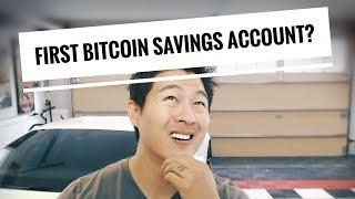 Bitcoin Savings Account from LedgerX!