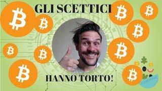 Bitcoin: Perchè gli Scettici Hanno Torto