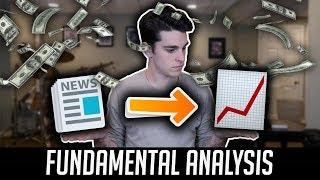 How To Trade Crypto Using Fundamental Analysis (News) | Bitcoin 101