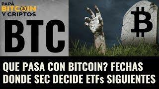 #BITCOIN Que Pasa $6.000❓ Información #ETFs IMPORTANTE