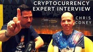 Cryptocurrency Expert Interview with Chris Coney