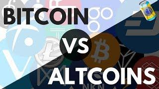 Alts or BTC? Bitcoin Price Predictions- Which Is best To Buy In 2018?  My Strategy