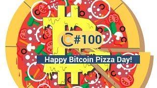 #100 - Happy Bitcoin Pizza Day / Verge bị tấn công 51% /  Quy định Crypto / CNBC bơm Bitcoin Cash