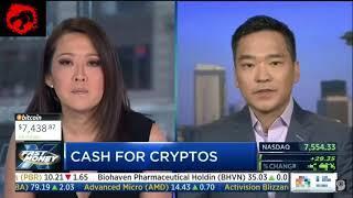 Cash for Cryptos | BTC Bear Market?! | CNBC