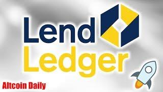 Stellar Platform ICO Review: LendLedger - Should I Invest?! [Cryptocurrency ICO Review]