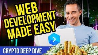 Web Development Made Easy! - CryptoCurrency Based Web Dev - Buddy Works ICO Crypto Review
