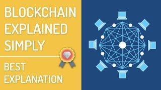 What is Blockchain Technology | How Blockchain Works | Blockchain Explained Simply