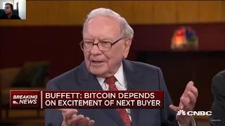 Warren Buffet Gives Great Bitcoin Advice |  Bill Gates Charlie Munger CNBC Interview