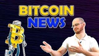 ???? Veja o que está por trás da queda do Bitcoin e mais! Resumo das Notícias da Semana no BTC News!