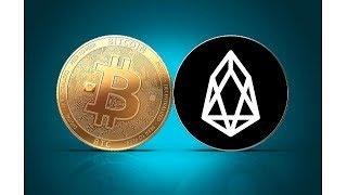 BITCOIN 1%ERS? EOS A TOP PERFORMER? TD AMERITRADE ENTERS THE CRYPTO SPACE?