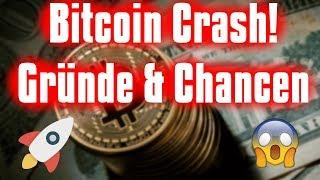 Bitcoin Iota Ripple... CRASH! Gründe & Chancen | Investment Academy