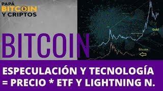 BITCOIN Especulación y Tecnología = PRECIO 2018