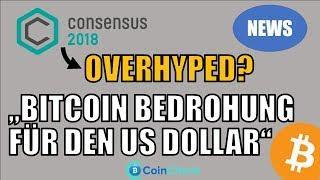 Bitcoin Hype durch Consensus - oder auch nicht? BTC News 15.05.18