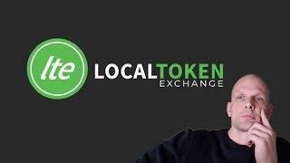 CRYPTOCURRENCY EXCHANGE LOCALTOKEN ICO REVIEW LTE CRYPTO 2018