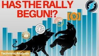 Has The Rally Begun?! Bitcoin Cash Surge, Electroneum Skyrocketing and MORE!