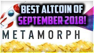 THIS ALTCOIN WILL MAKE YOU RICH IN 2019! | METM TOKEN | METAMORPH UPDATE