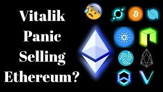 "Vitalik Buterin: ""Ethereum & Bitcoin Suck"", ETH Crash? IOTA 100% Centralized?"