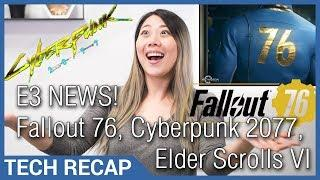 Apple bans crypto miners, E3 News from Bethesda, Ubisoft, EA, & more!!