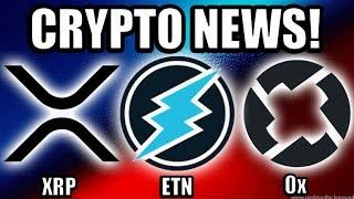 Coinbase Adds Ox! Electroneum Update! Official Olympic Cryptocurrency in 2020? [Bitcoin News]
