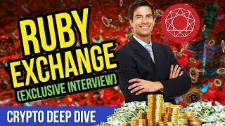 New CryptoCurrency Exchange! - Crypto Trading Contest - Ruby Exchange ICO Review