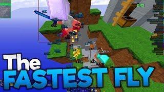 Der SCHNELLSTE Hypixel Fly! | Minecraft Lets Hack