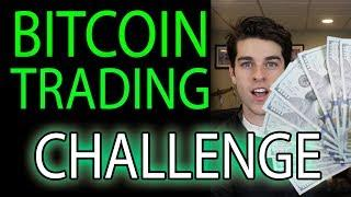 OFFICIAL: Bitcoin Trading Challenge & Giveaway - 1BTC Challenge