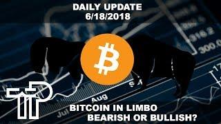 Bear Or Bull Market For Bitcoin? Crypto Funds For Retail Investors | Daily Crypto Update 6/18/2018