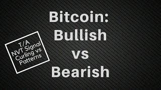 Bitcoin: A conversation about bulls vs bears, I want to hear from YOU.