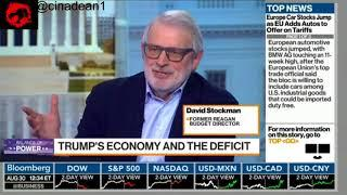Stock Market Crash vs  BTC recovery! | Bloomberg News