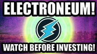 WARNING to Electroneum! MUST WATCH Before Investing! [Altcoin/Cryptocurrency/Bitcoin]