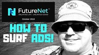 How To Surf Ads in FutureAdPro Overview with Kevin MacKay