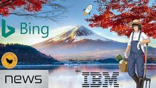Bitcoin & Cryptocurrency News - New Ad Ban, IBM Token on Stellar, & Japan Blockchain Veggies